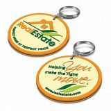 PVC Key Ring – Double Sided TR