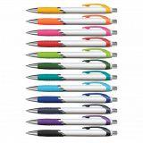 Jet Pen – White Barrel TR