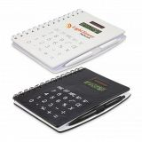 Notebook with Calculator tr