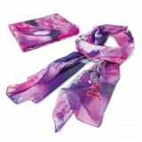 chiffon scarf tr