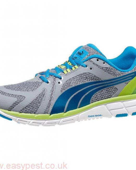 Official-Puma-Faas-600-S-Mens-Running-Shoes-tradewindsmethyl-bluelime-green-NJ34r912K78Z1208