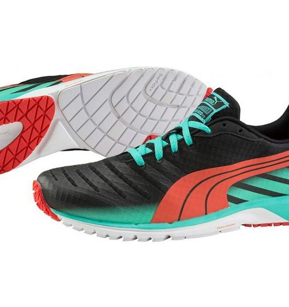 Puma FAAS 300 V3 Runner Black Green