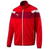 Puma  Spirit II Poly Jacket Red