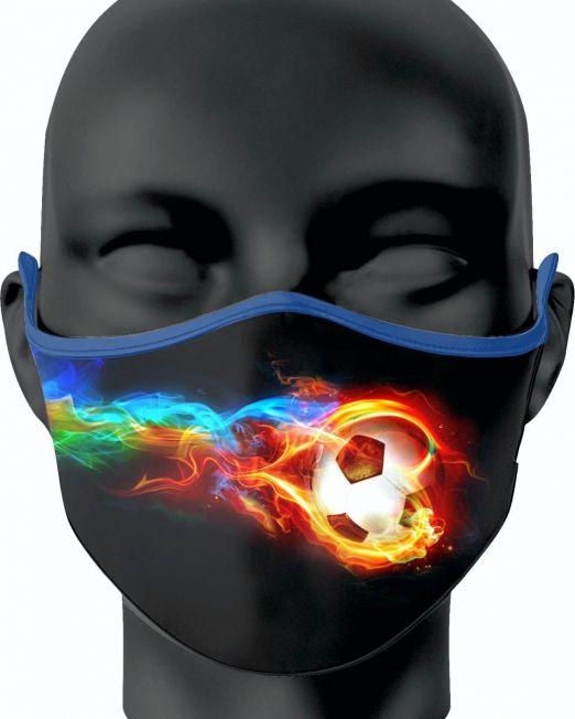 mask soccer