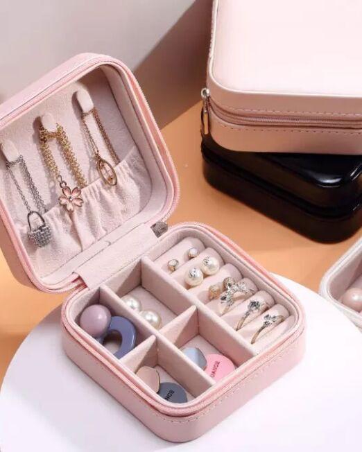 Jewellery Box & Travel Case