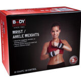 BS 2KG ANKLE WEIGHTS